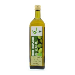 Vitiv Olijfolie extra virgin Spaans 1 liter