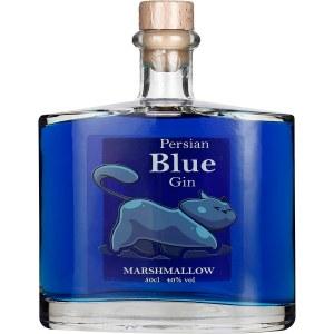 The Handmade Gin Company Persian Blue Marshmallow Gin 50CL