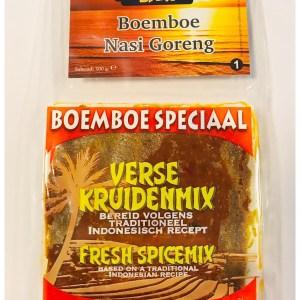 Boemboe Nasi Goreng