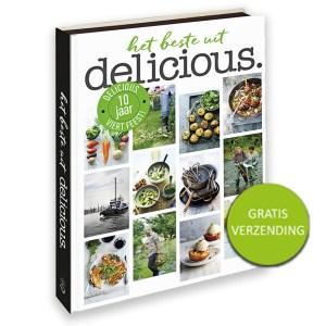Het beste uit delicious. - kookboek