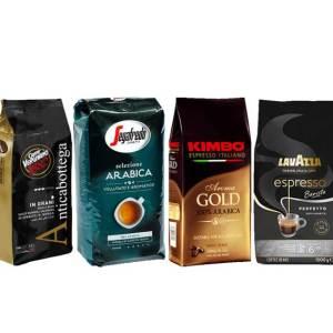 Proefpakket koffiebonen - 100% ARABICA (4kg)