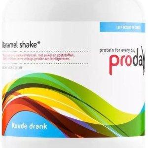 Proday Proteïne Dieet Shake (17 porties) - Karamel - Eiwitdieet en koolhydraatarm dieet