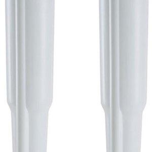 ECCELLENTE Claris White Waterfilter voor Jura koffiemachines - 2 stuks