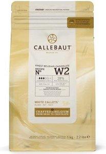 Callebaut Chocolade Callets - Wit - 1 kg