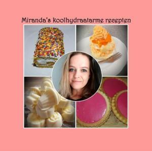 Miranda's koolhydraatarme recepten