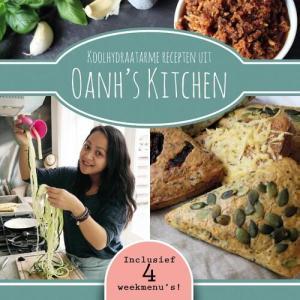 Koolhydraatarme recepten uit Oanh's Kitchen - Oanh Ha Thi Ngoc - Paperback (9789080165403)