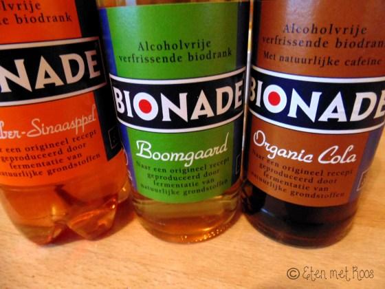Bionade organic frisdrank met minder suiker