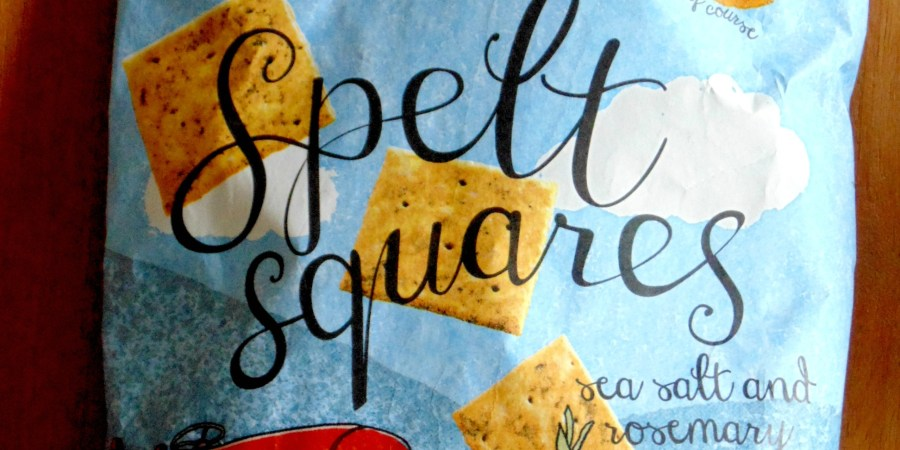 spelt squares