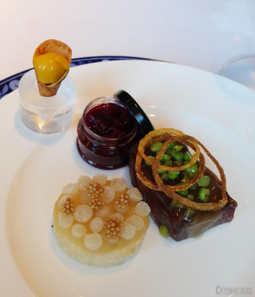 blogger diner