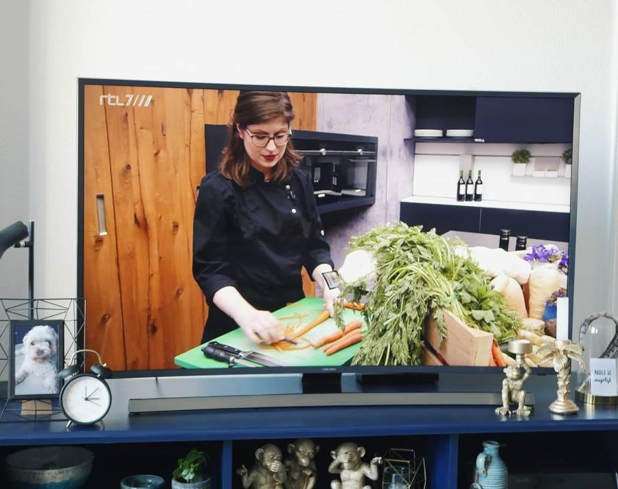 tv debuut