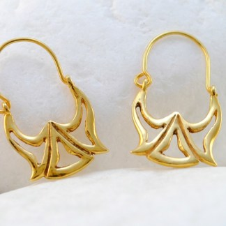 Minoan Earrings by A.LeONDARAKIS