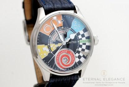 Alexander Shorokhoff Miss Avantgarde Limited Edition Wristwatch