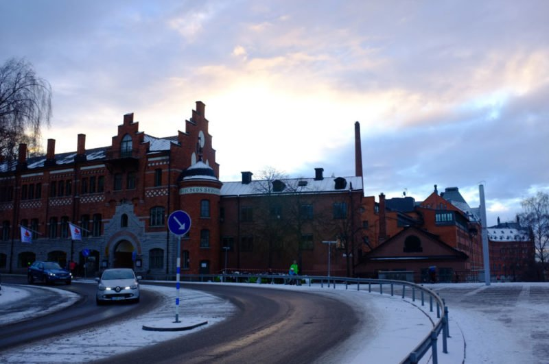 Stockholm is beautiful in winter, and it's a great starting spot to see the Northern lights on a budget