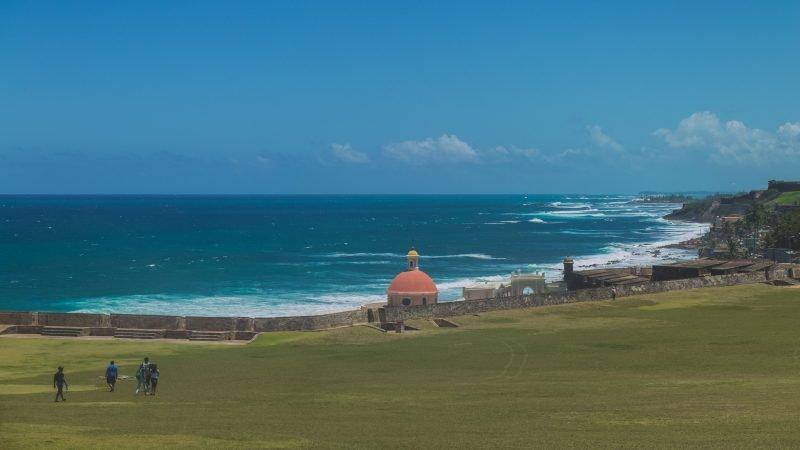 Old San Juan views