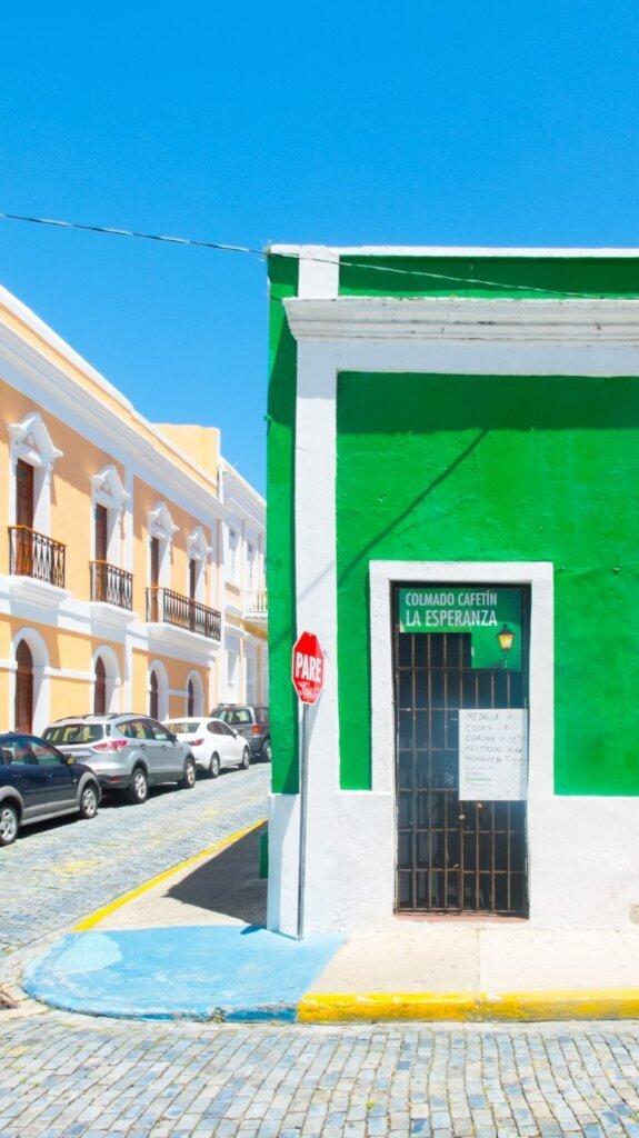 esquina Old San Juan