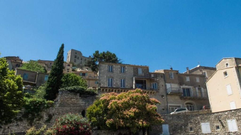 Villages in Provence - Lacoste