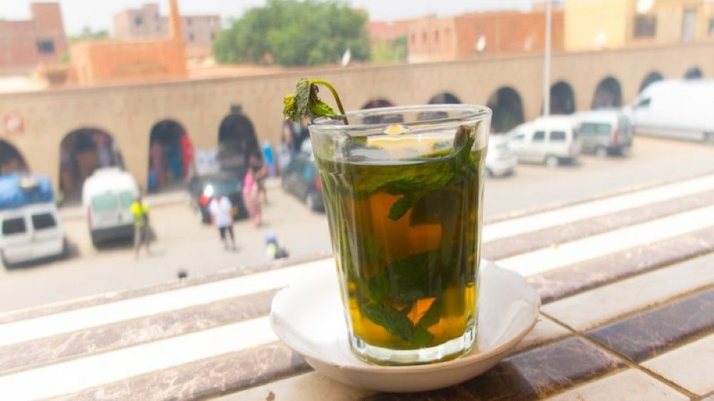 Opportunities to relax are not so easy to find in Morocco, but a cup of mint tea in a terrace cafe never hurts