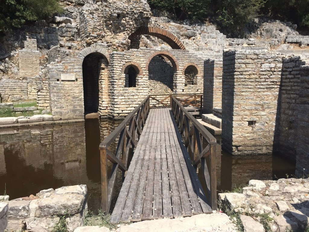 day trips from Saranda Albania