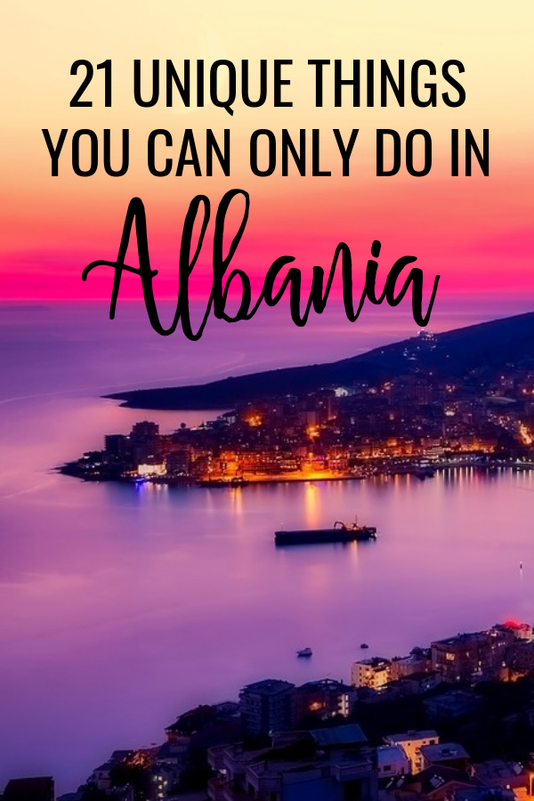 Albania is a unique destination, full of beauty and quirks. Here are my favorite things to do in Albania, perfect to add to your Balkans itinerary!