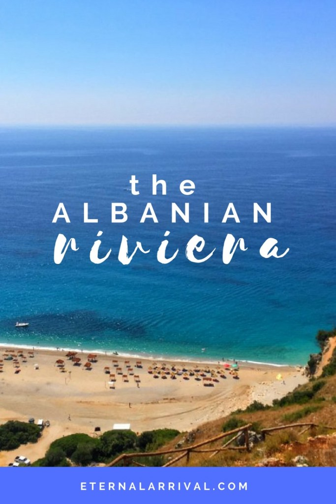 The Albanian Riviera isn't widely known, but that'll change soon enough. A quick hop from the Greek island of Corfu, travel to Albania and be rewarded with turquoise waters, budget friendly food, and amazing culture. A gem in the Balkans!
