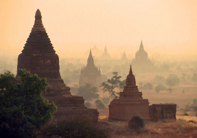 cheapest countries to visit - Myanmar