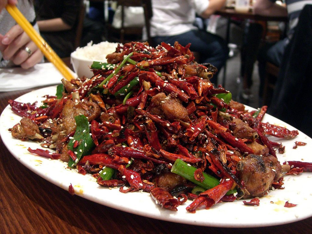 Sichuan is one of the worlds best cuisines