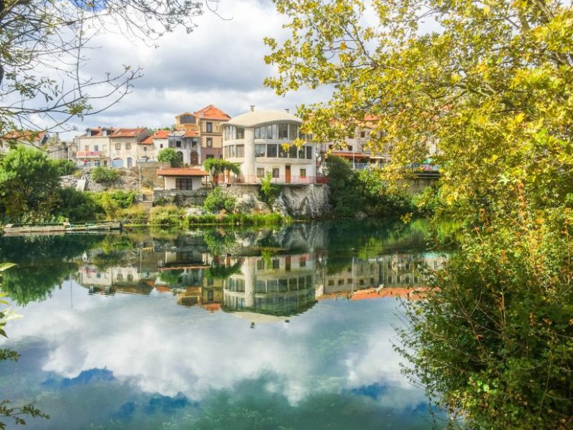 gorgeous Trebinje Bosnia is a sight to behold