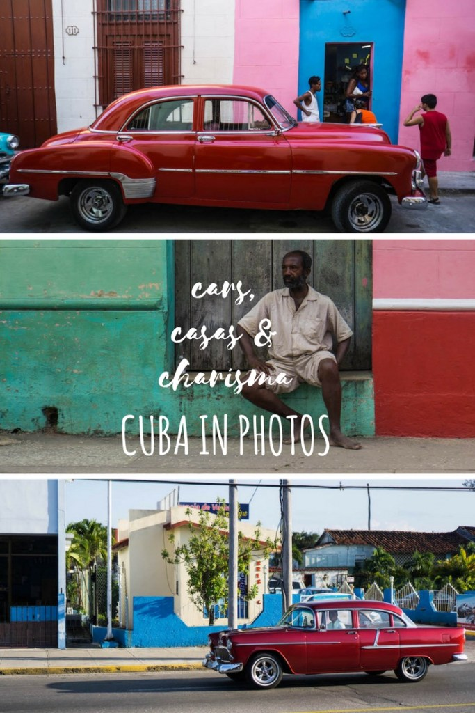 Vintage cars, mojitos, stunning beaches, vibrant street scenes - Cuba's got it all in spades. Look a little closer to learn more about the truth behind the photographs!