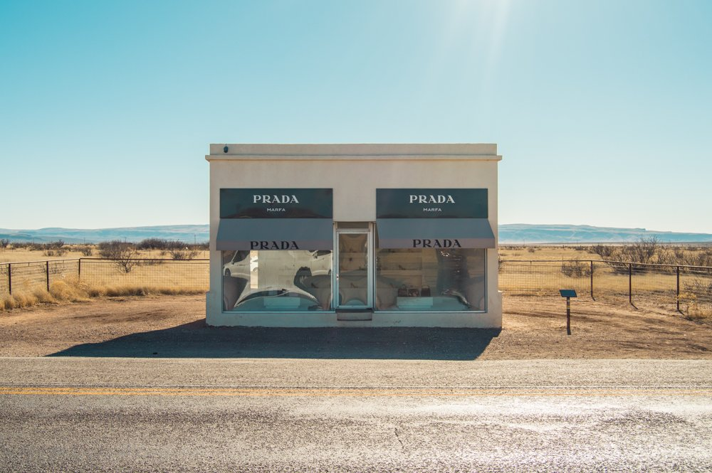 Stop in Marfa on your Texas road trip