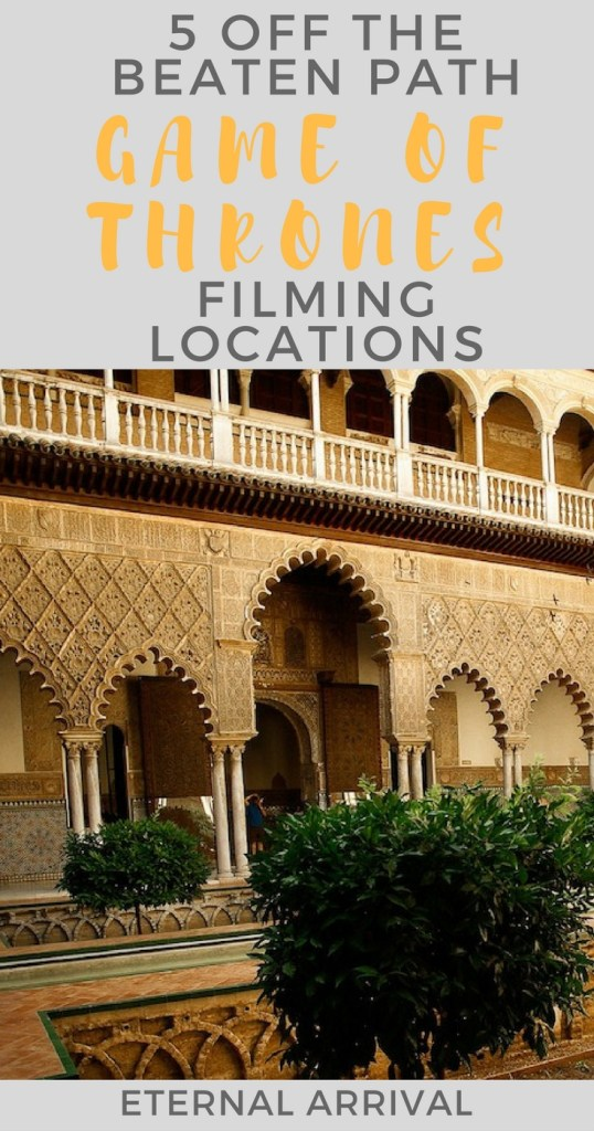 Big Game of Thrones fan? Check out all the offbeat filming locations in Morocco, Spain, & beyond. Think beyond Ireland & Dubrovnik and see some of the other famous Game of Thrones locales!