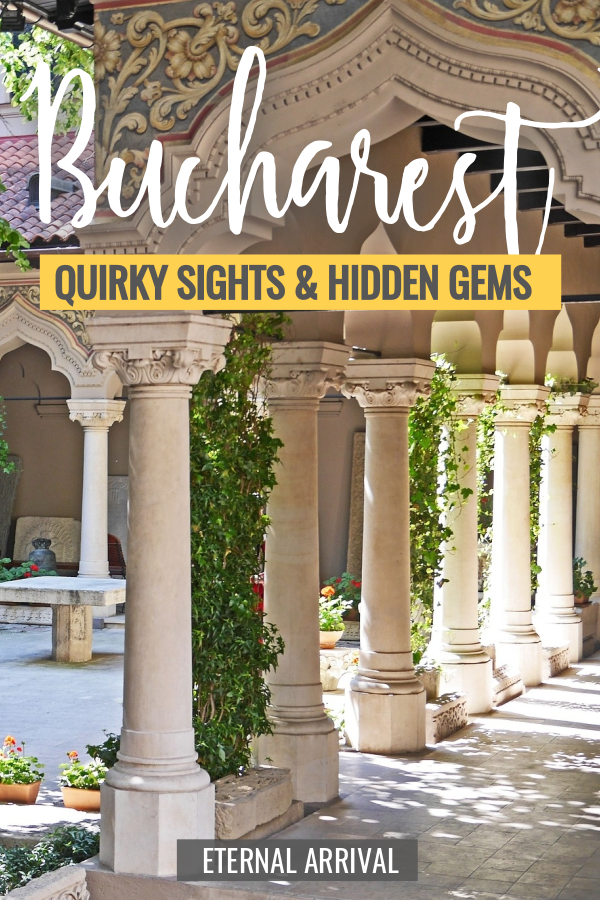 Planning a Bucharest city break? Here are the best things to do in Bucharest, including Bucharest hidden gems and secret spots that only locals know (until now). From buzzing bookstores to cute cafés and Instagram spots galore, here's my Bucharest off the beaten path guide!