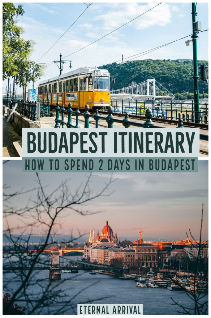 Planning a trip to Budapest? This Budapest itinerary is jam packed full of the best things to do in Budapest in 2 days, complete with Budapest maps and insider travel tips!