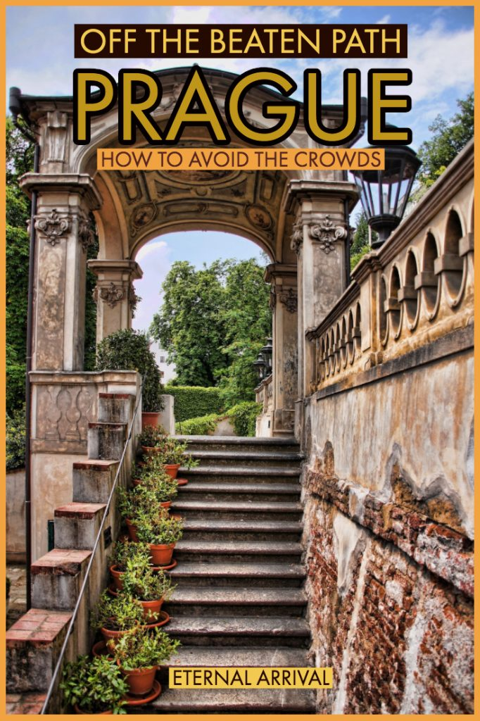 Planning to visit Prague and want to find a non-touristy side of the city? Prague can be crowded but I lived there for six months and can give you local tips on how to get off the beaten path in Prague. Full of TRUE Prague hidden gems, this guide will show you a secret, alternative side to Prague that will have you avoiding all the lines.