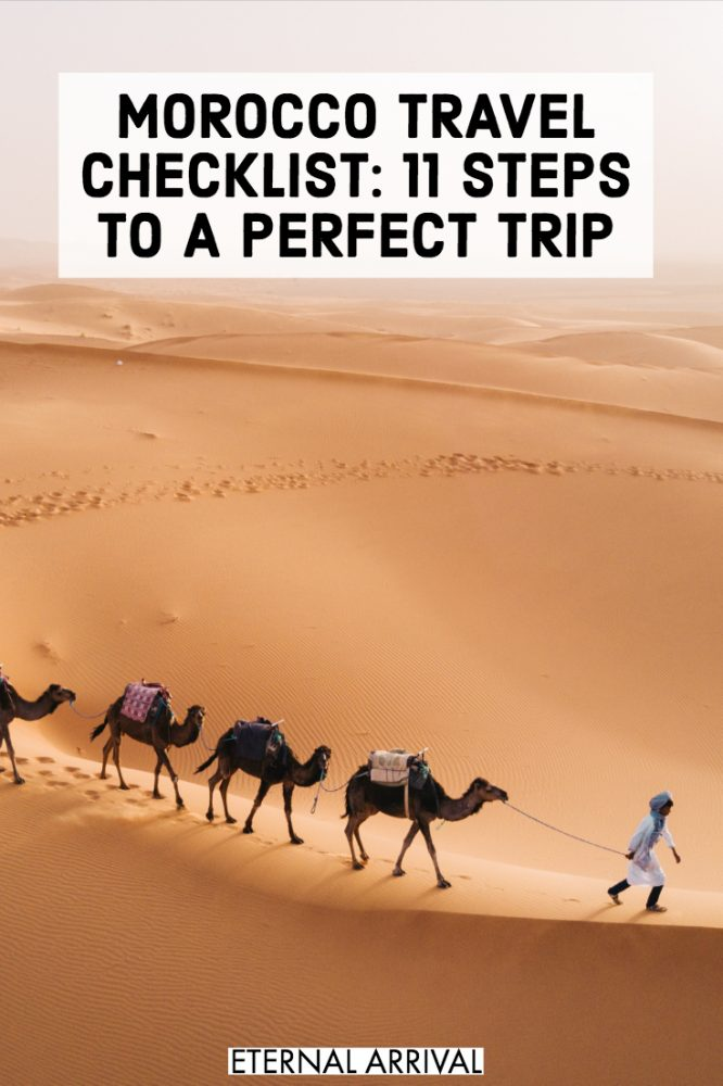 Planning a trip to Morocco? This post will help you with planning your itinerary, picking the most beautiful places to visit in Morocco, choosing the best things to do in Morocco, basic Morocco travel tips & customs, and beyond. Covering Marrakech, Casablanca, Fes, Chefchaouen, the Sahara Desert, & more, this guide to Morocco's landscapes and cities will help you plan everything from what to wear in Morocco to what to pack to culture tips, market tips, and beyond.