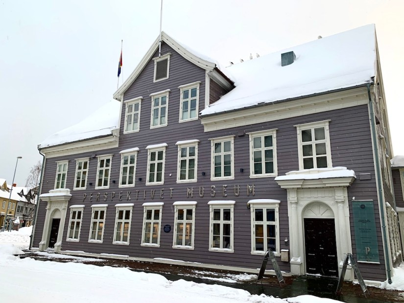 The perspective museum a beautiful photography museum in tromso