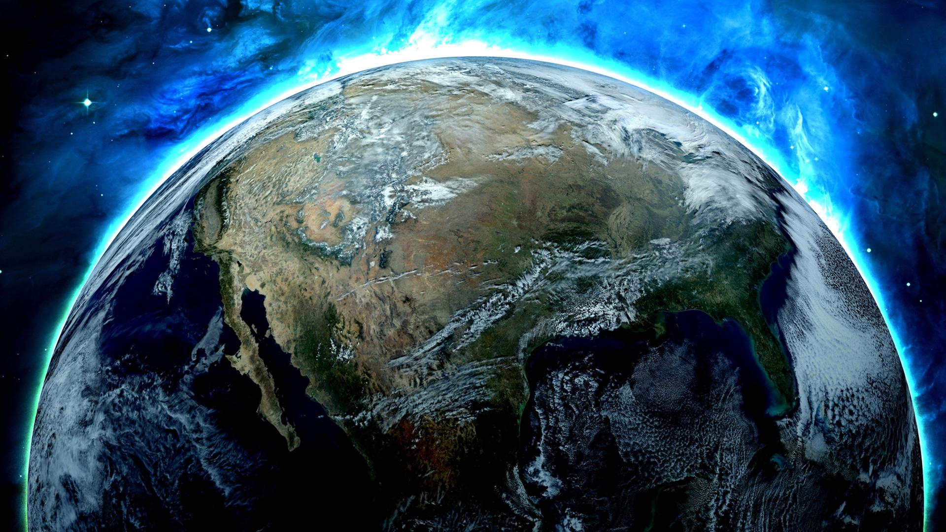 Earth Energy Glow