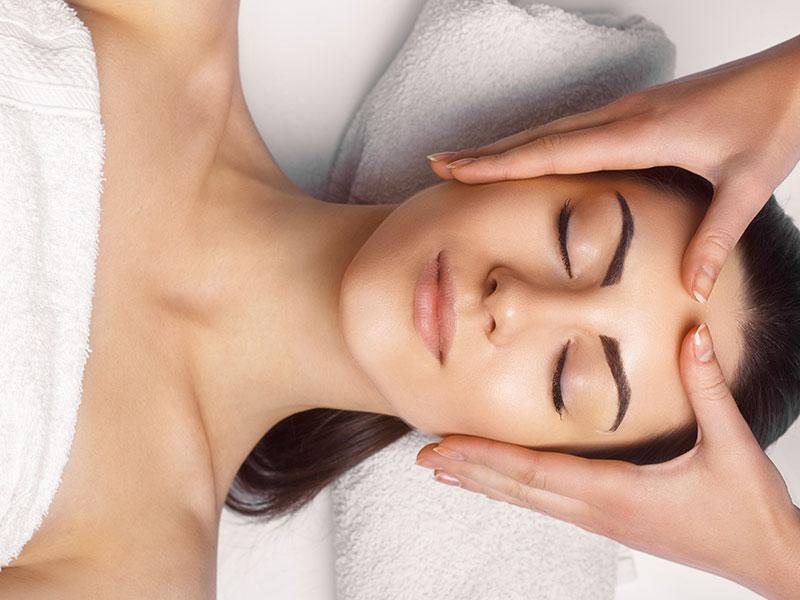 Scalp Massage Training