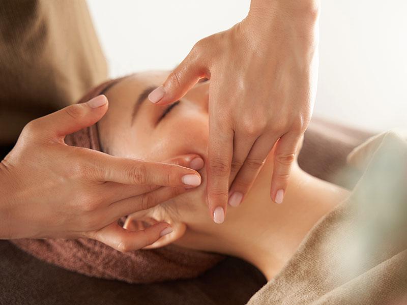 Face & Scalp Massage Course