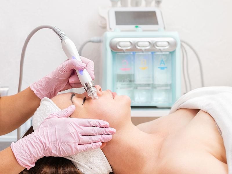 Hydro Facial Treatment Equipment