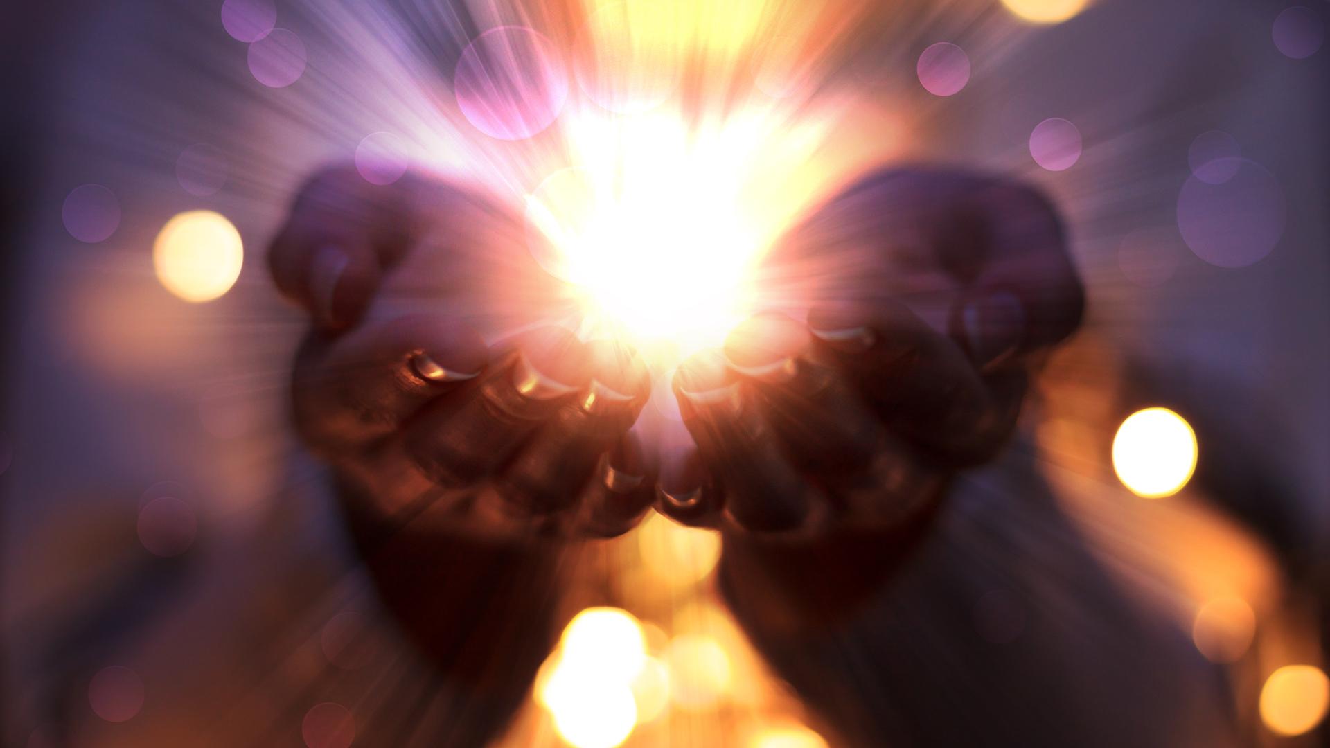 Positive Aura Energy