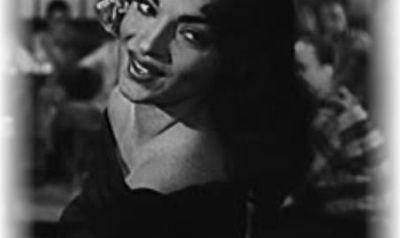 Shiela Ramani as Sylvie in TaxiDriver