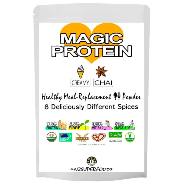 Chai-Magic Protein Powder - Organic
