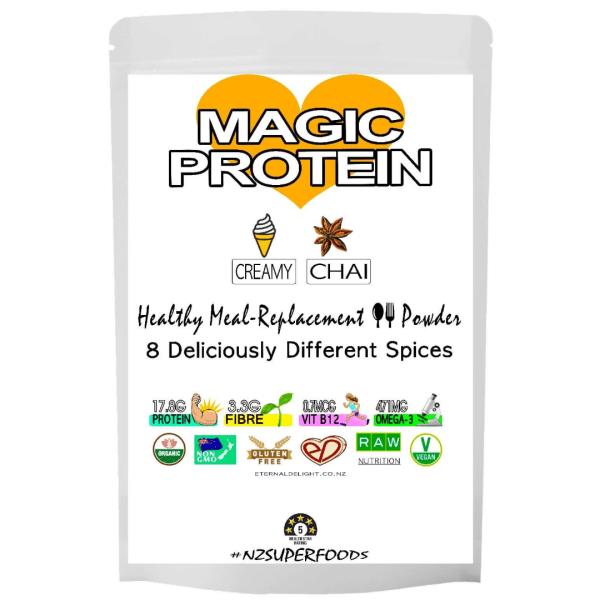Chai-Magic Protein Powder - Organic
