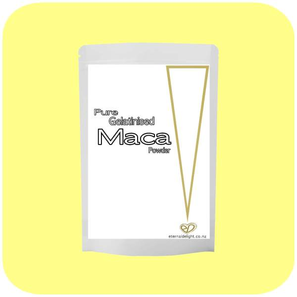 MACA GEL POWDER. ETERNALDELIGHT.CO.NZ