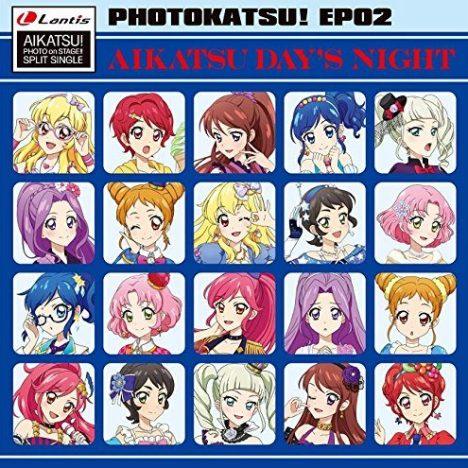 アイデンティティ (Identity) – Aikatsu Friends! – Lyrics & Translation