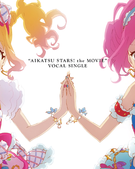 aikatsu stars movie single