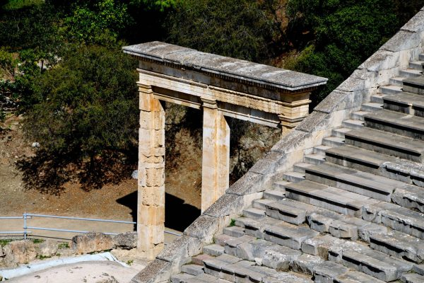 Ancient Epidaurus (Epidavros), Peloponnese, a UNESCO-listed World Heritage Site copyright Eric Cauchi Eternal Greece Ltd Eric