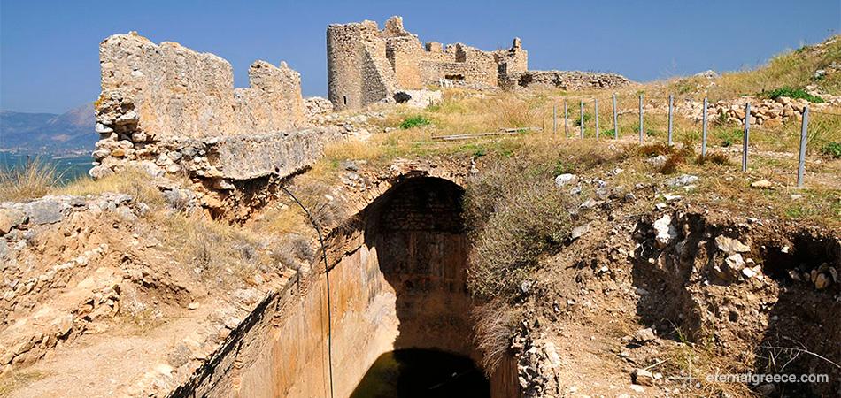 Larissa cstale Argos Peloponnese Eric CB Cauchi Eternal Greece Ltd