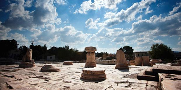 eleusis_site_sun Eternal Greece Ltd