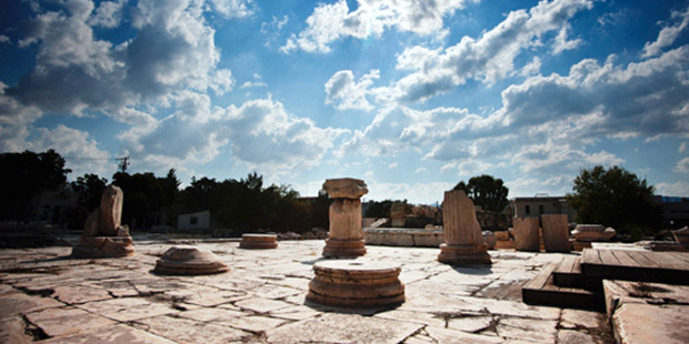 eleusis_site_sun Eternal Greece Ltd